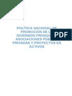 Politicas APP