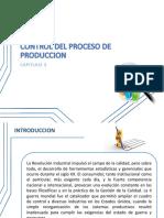 Cap 3 - Control Del Proceso de Produccion