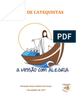Envio Catequistas