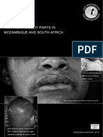 Trafficking Body Parts in Mozambique and South Africa Research Report 2010