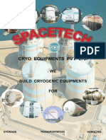 Spacetech Cryo Brochure