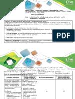 Guía de Actividades - Tarea 4. Analizar e Interiorizar Las Actividades Propias y Su Relación Con La Problemática Ambiental (2)