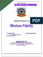 Wireless Feedylity