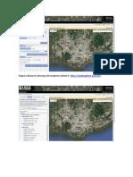 Pagina Web Para La Descarga de Imágenes Landsat 8