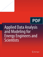 Applied Data Analysis and Modeling