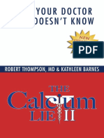 Robert Thompson- The Calcium Lie