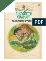 Elizabeth Graham - Passionate Impostor