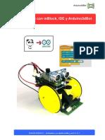 Actividades Con Mblock Ide y Arduino3dbot