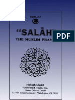 Salah - The Muslim Prayer