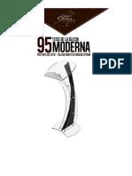 95 Tesis contra la iglesia moderna