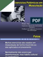 Exercícios Polêmicos Em Musculação