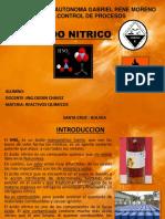 Ac.nitrico Presentacion