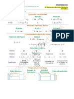 Formulario 04 Estructura Atomica Sistema Periodico 1 Bach