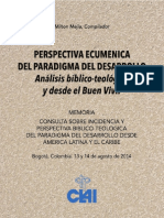 PERSPECTIVA ECUMENICA DEL PARADIGMA DEL DESARROLLO Análisis bíblico-teológico y desde el Buen Vivir.pdf