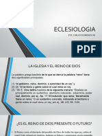 Eclesiologia Final
