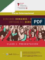Clase-presentacion-Curso-DDHH y Estudios Criticos Del Derecho