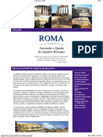 31 - Roma - Ascensão e Queda do Império Romano -.pdf