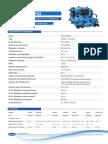 Sole Diedel MINI-62 59,0CV (43,4kW) Ficha Técnica