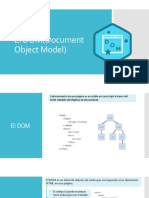 El DOM(Document Object Model)