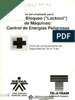 Cierre Y Bloqueo Maquinas 1995