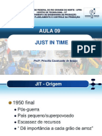 Just in Time - Aula 09 Pro0209 UFRN