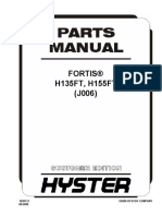 Catálogo 155 Ft HYSTER