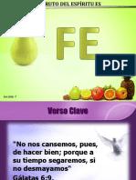 Leccion 08 Elfrutodelespirituesfe 100215153834 Phpapp01