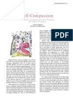 Self Compassion (Article) Emma Seppala