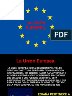 Union Europea - Teoria Estado