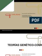 04 Teoría Genética-Cognitiva