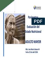 PPT 4 (Parametros Evaluacion Nutricional)
