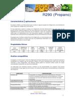 Ficha Tecnica R290