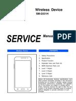 Esquema Elétrico Samsung SM-G531H Galaxy Gran Prime Duos