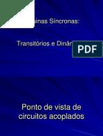 Máquinas Síncronas_transitório