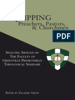Equipping Preachers Pastors Churchmen