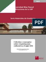 CARTILHA criterios y conceptos sobre el patrimonio cultural en el siglo XXI.pdf