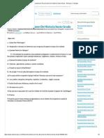 Cuestionario Para Examen De Historia Sexto Grado - Ensayos y Trabajos.pdf