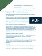Caracterisiticas en Comun y Diferencias de La Sociopatia y Psicopatia