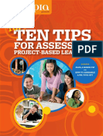 Edutopia 10tips Assessing Project Based Learning