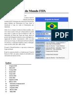 Brasil Na Copa Do Mundo FIFA