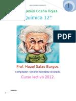 Antología de Química 12º. Ctp