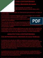 001 Arquitectura Contemporanea (1) Teoria