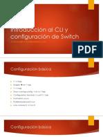 Introduccion Al CLI y Configuracion de Switch 1 (1)