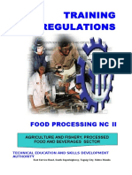 311316356 TR Food Processing NC II Doc