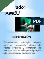 LEGRADO AMEU