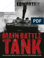 Main Battle Tank by Niall Edworthy