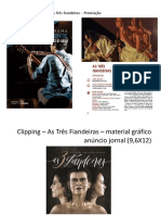 Clipping – as Três Fiandeiras 2017