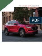 2017 Mazda CX 5 Brochure En