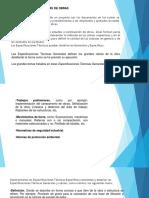 ESPECIFICACIONES TECNICAS1