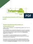 Monitor de Pulsaciones Del Corazón Con Arduino_Genuino 101 - Tu App Inventor